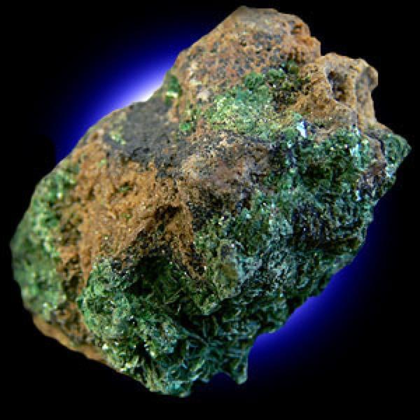урановая руда фото