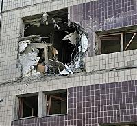 Боевики намеренно обстреливают жилые дома в Луганске