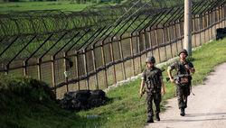Перестрелка произошла на границе КНДР и Южной Кореи