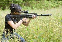 После боя за Карачун женщины-снайперы сдались силам АТО