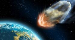 """Ученые: риск столкновения """"крымского"""" астероида с Землей неожиданно вырос"""