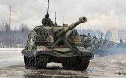У границы с Украиной Россия начала полевые учения сроком до конца марта