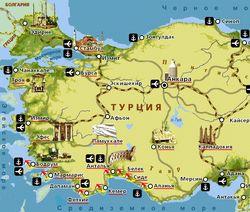Отели Турции стали предлагать украинцам отдых дешевле, чем для россиян