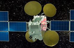 Запущенный спутник связи «Экспресс АМ-5» вышел на целевую орбиту