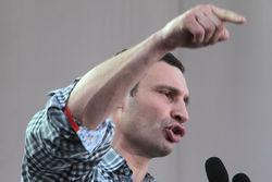 Помешать Кличко баллотироваться в президенты могут суды – замглавы ЦИК