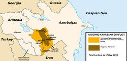Путин будет мирить Армению с Азербайджаном по поводу Карабаха