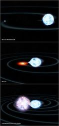 Астрономы намерены найти гравитационные волны при помощи звезд