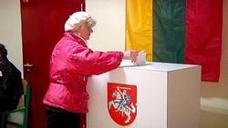В Литве сегодня выбирают президента