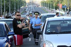 """Акция """"Стоп-налог"""" сегодня перекроет проспект Независимости в Минске"""