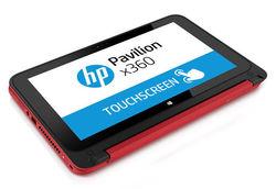 Hewlett Packard показала бюджетный гибридный ноутбук Pavilion x360