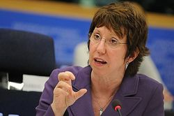 ЕС поможет Украине, но вмешиваться в ее внутренние дела не будет – Эштон