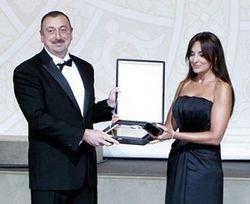 Президент Азербайджана назначил вице-президентом свою супругу