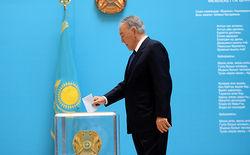 ЦИК Казахстана назвал Назарбаева победителем президентской гонки