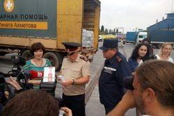 Фуры проезжают блокпосты в зоне АТО за взятку 50-150 тысяч гривен – Кива