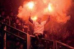 ТОП-5 европейских стран с самыми агрессивными футбольными фанатами