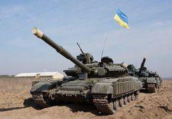 У границ Харьковской и Днепропетровской областей идет бой с террористами