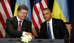 Большинство украинцев хочет сближения с Америкой – Обама