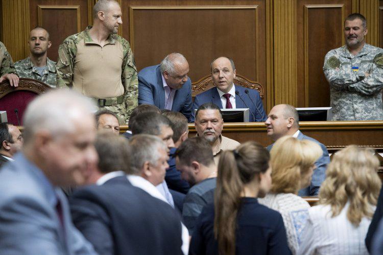 Верховная Рада уволила 270 судей заполгода