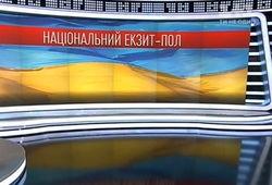 Экзит-пол Украина