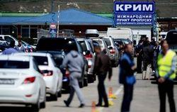 РФ установила новые пункты пропуска для оккупированного Крыма