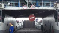 Из-за штормовой погоды Керченская переправа не работает четвертый день