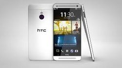 Появился HTC One (M8) в светло-серебристом корпусе: цена не изменилась
