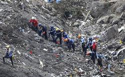 Найдена видеозапись последних секунд разбившегося в Альпах А320