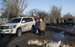 Сепаратисты не пустили ОБСЕ к границе России