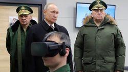 Военное окружение Путина