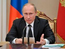 Путин прибыл в Крым для участия в торжествах – СМИ