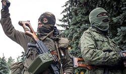 Тымчук: боевики отступают, но активно бьют из «Града» и артиллерии