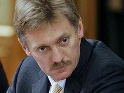 Песков: Путин не знал о решении Украины провалить евроинтеграцию