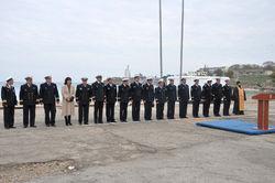 На 22-ом году независимости Украина создала свою базу ВМС в Севастополе