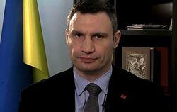 Кличко пообещал устранить коррупцию в Киеве