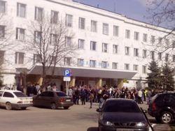 Сепаратисты захватили вышку в Краматорске и отключили ТВ-каналы Украины