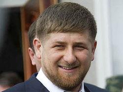 Кадыров с юмором отнесся к включению его в черный список ЕС