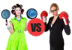 Все больше женщин отдают предпочтение карьере