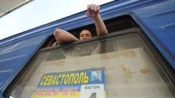 Крым не получит украинскую железную дорогу – Укрзализныця