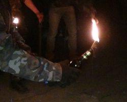 Участники беспорядков в Мариуполе безуспешно пытались сбежать в Крым
