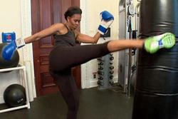 В Youtube появилось видео тренировок Мишель Обамы