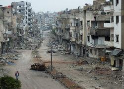 Сирия как поле боя российского и американского оружия