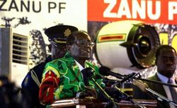 92-летний Мугабе вновь будет баллотироваться на пост президента Зимбабве