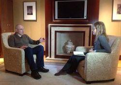 Ходорковский: о своем помиловании узнал со слов Путина по телевидению