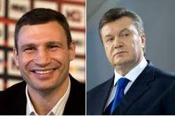 Кличко не видит себя в правительстве, если президентом будет Янукович