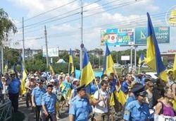 В Харькове снова неспокойно: горожане вышли на разные митинги
