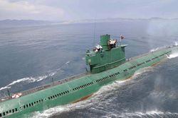 Северокорейская подводная лодка