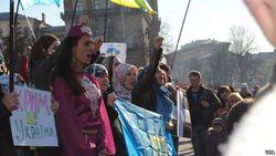 Крымские татары не согласны с итогами референдума на их исторической родине