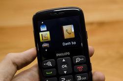 Philips Xenium X2566 - «мобильник для бабушек»