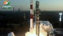Индийский космический аппарат успешно стартовал и начал путь к Марсу