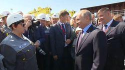 """Путин на """"Звезде"""""""